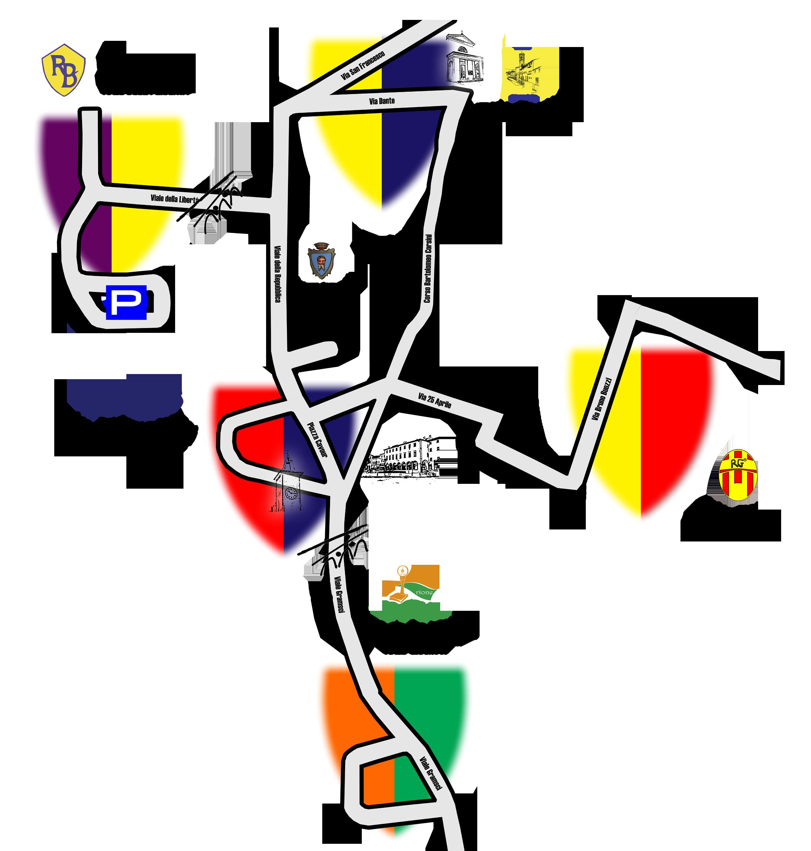 Cartina Maggio