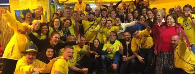 Ancora Girandola!! I gialloblu bissano per il secondo anno consecutivo